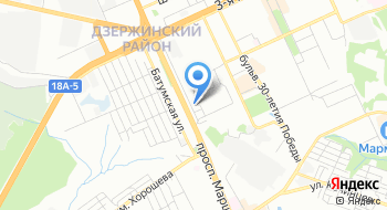 Сета-Сервис на карте