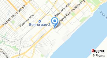 Компания БФТ, Волгоградский филиал на карте