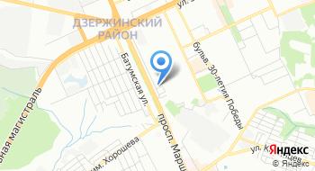 Компания РиК Моторс на карте