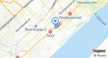 Волгоградский технический центр на карте