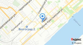 Исправительное учреждение на карте