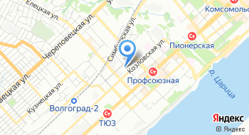 Card34.ru на карте