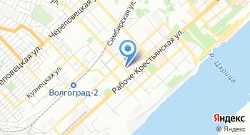 Ворошиловская эксплуатирующая компания на карте