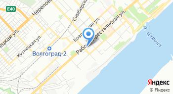 Следственный отдел по Ворошиловскому району на карте