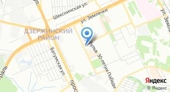 Автошкола Сталинград на карте