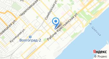 Партия Единая Россия, отделение на карте