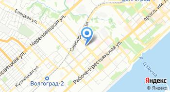 АвтоРегион на карте