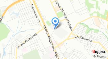 Волгоградский завод радиотехнического оборудования на карте