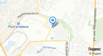 Монарх-Волгоград на карте
