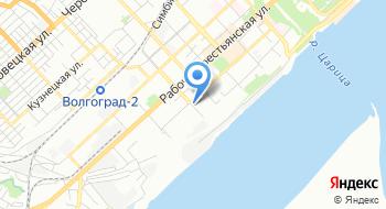 Волгоградское протезно-ортопедическое предприятие Минтруда России на карте