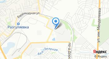 Желдорсервис на карте