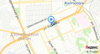 Склад-сервис на карте