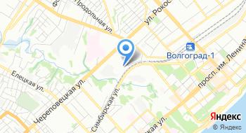 Волгоградская автошкола ДОСААФ России на карте