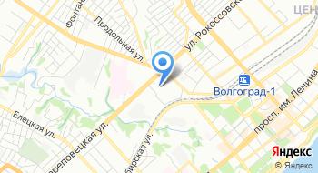 Управление Исполнения Наказаний по Волгоградской области на карте