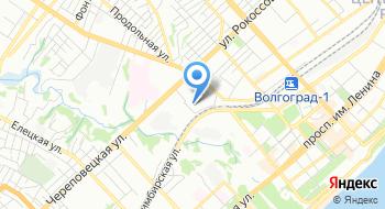 Цафаподд ГИБДД ГУ МВД России по Волгоградской области на карте