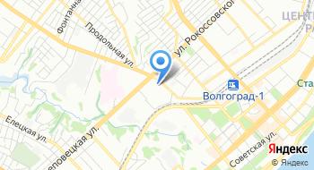 ФКУЗ Волгоградский научно-исследовательский противочумный институт Роспотребнадзора на карте