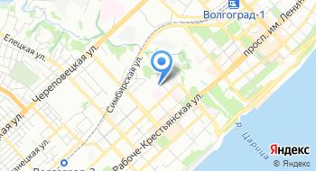 Ворошиловский РОСП на карте