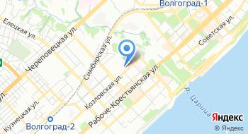 ФГБУЗ Волгоградский медицинский клинический центр Федерального медико-биологического агентства на карте