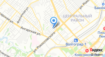 Медифлекс Волгоград на карте