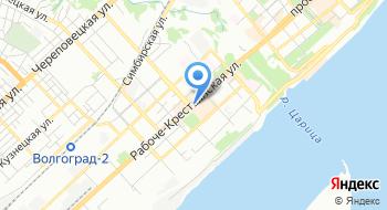 Велоград на карте