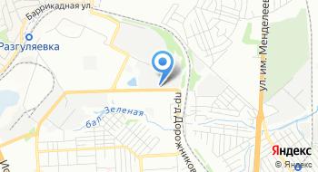 Магазин Газовик на карте