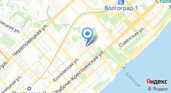 Ассоциация Цисг на карте