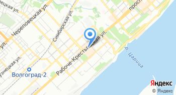 Адвокатская Палата Волгоградской области (АПВО) на карте