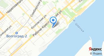 Енисей на карте