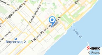 Подгузникофф Волгоград на карте