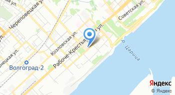 Татрамат Волга на карте
