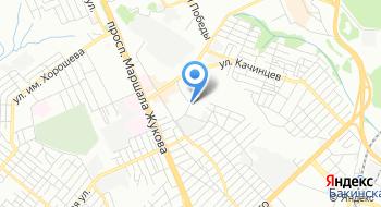 Волгоградская Сырьевая компания на карте