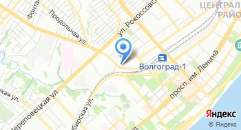 Инспекция государственного строительного надзора Волгоградской области на карте
