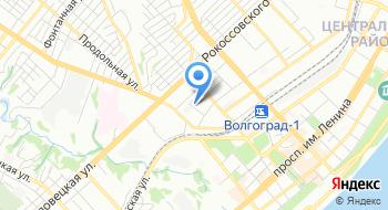 Волгоградский ветеринарный центр хирургии и травматологии на карте
