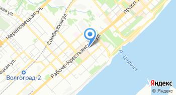 РСС Поволжье на карте