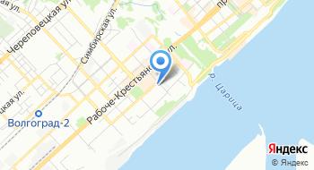 МУК Детский городской парк Волгограда на карте
