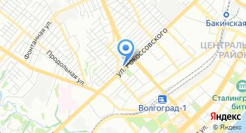 ФГБУ Управление Волгоград мелиоводхоз на карте