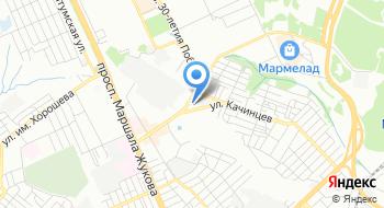 Дюфк Русич на карте
