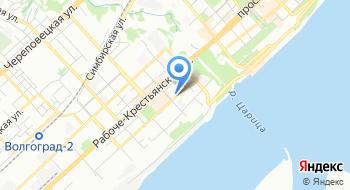 Волга-Грейт на карте