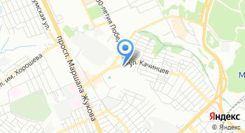 Автосервис у Качи на карте