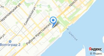 Агора-С на карте