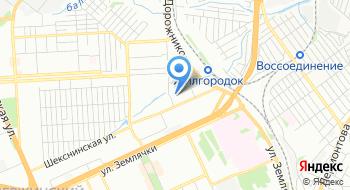 Стилтэк на карте