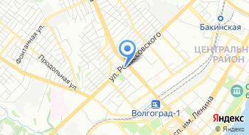 Общественная организация Волгоградское областное общество охотников и рыболовов на карте