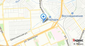 Юнисервис на карте