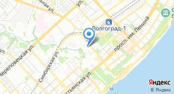 Волгоградский Государственный Цирк на карте