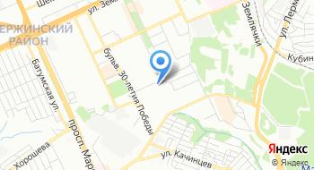 ГАУ ВО ДО ДЮСШ по ЗВС на карте