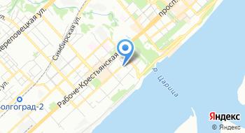Агрофирма Нижневолжская на карте