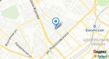 СГБУ Волгоградский лесопожарный центр на карте