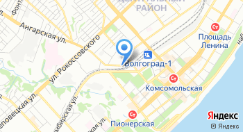 Автозапчасти 34 Rus на карте