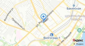 Комфорт Бизнес Тур на карте