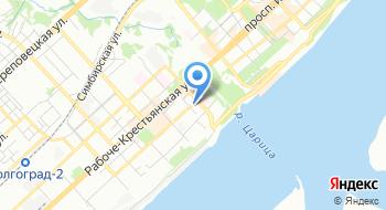 Компания Мирра на карте